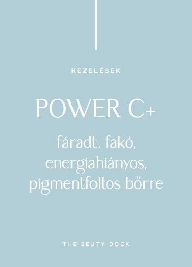 POWER C+ FÁRADT, FAKÓ, ENERGIAHIÁNYOS, PIGMENTFOLTOS BŐRRE