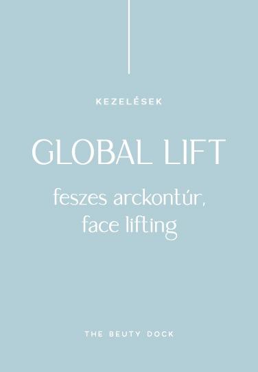 GLOBAL LIFT – FESZES ARCKONTÚR – FACELIFTING