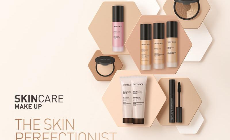 Skincara Make Up- a bőrtökéletesítő smink